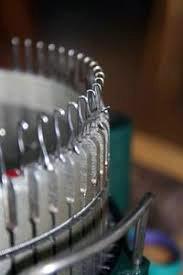 numero de agujas del cilindro maquina circular